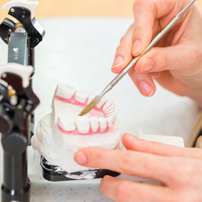 In-House Dental Lab